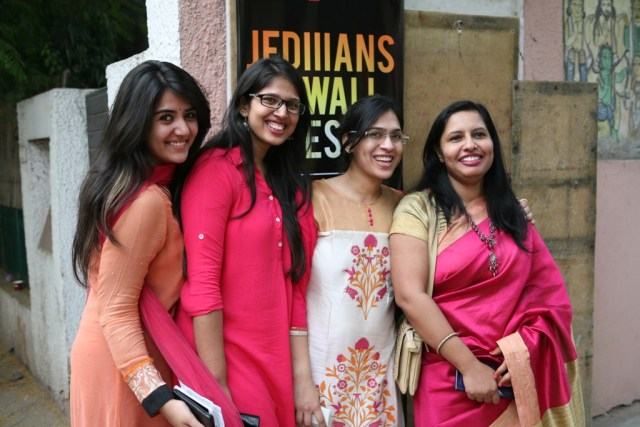 Faculties and staff of JD institute of Fashion technology