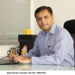 Anjani Kumar  Founder and CEO   HRforYOU