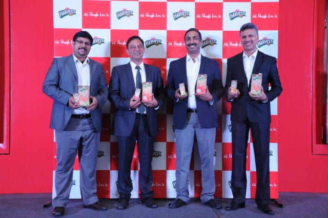 KDD INDIA PVT LTD LAUNCHES THE INTERNATIONAL JUICE BRAND KDD