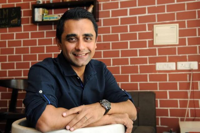 Sanjay Gupta, Head Marketing - Youth and Wellness, Marico Limited.Photo by Ashwani Nagpal