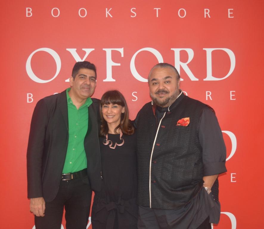 Copyright Expert- Safir R Anand  Editor  Harper's Bazaar India - Nonita Kalra andCouturier- JJ Valaya ...