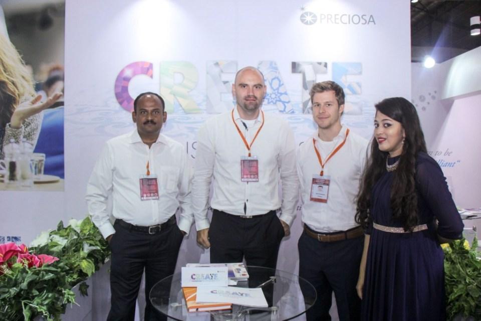 Mr.  Venkatesan Sundarrajon  Consultant  Marek Kinazs  Product Manager with Ma_