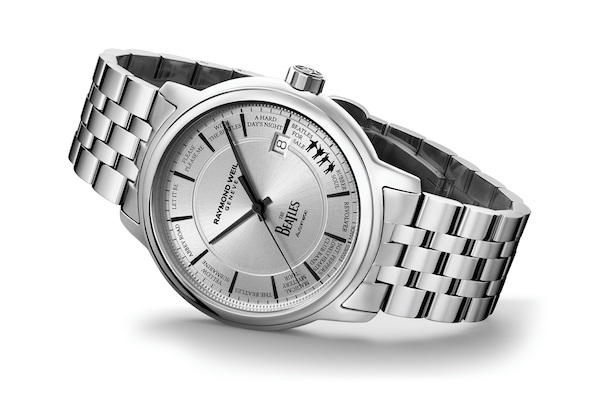 RAYMOND WEIL BEATLES LIMITED EDITION TIME PIECE_1