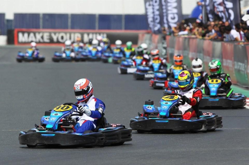 endurance-championship-driven-by-mini-at-dubai-kartdrome