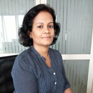 Ms. Shylaja Shreedharan Head of Finance of Timesaverz