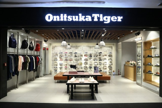 brand new 12e24 5dbd8 Onitsuka Tiger Opens Its First Monobrand Store In India At ...