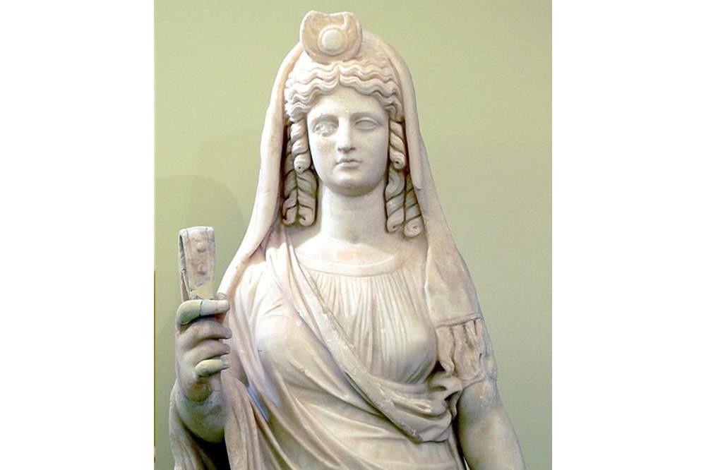 冥界の女王 ペルセポネー