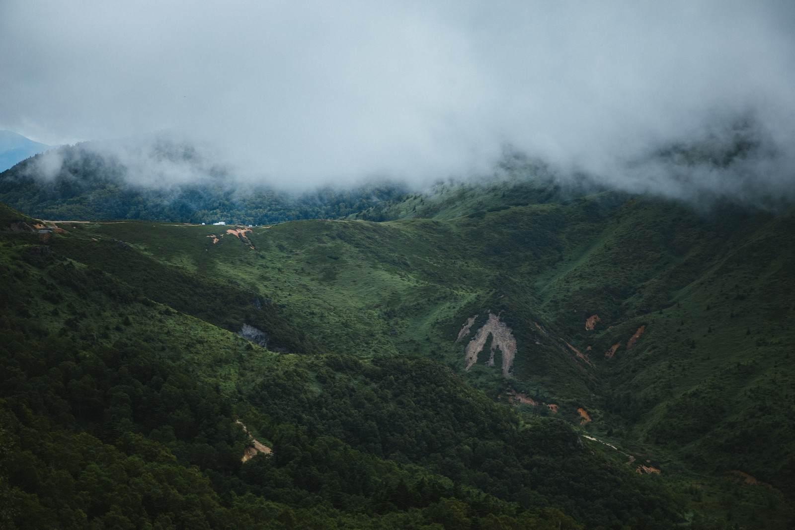 山にまつわる怖い話『雲取山の闇』|洒落怖・山の怪談