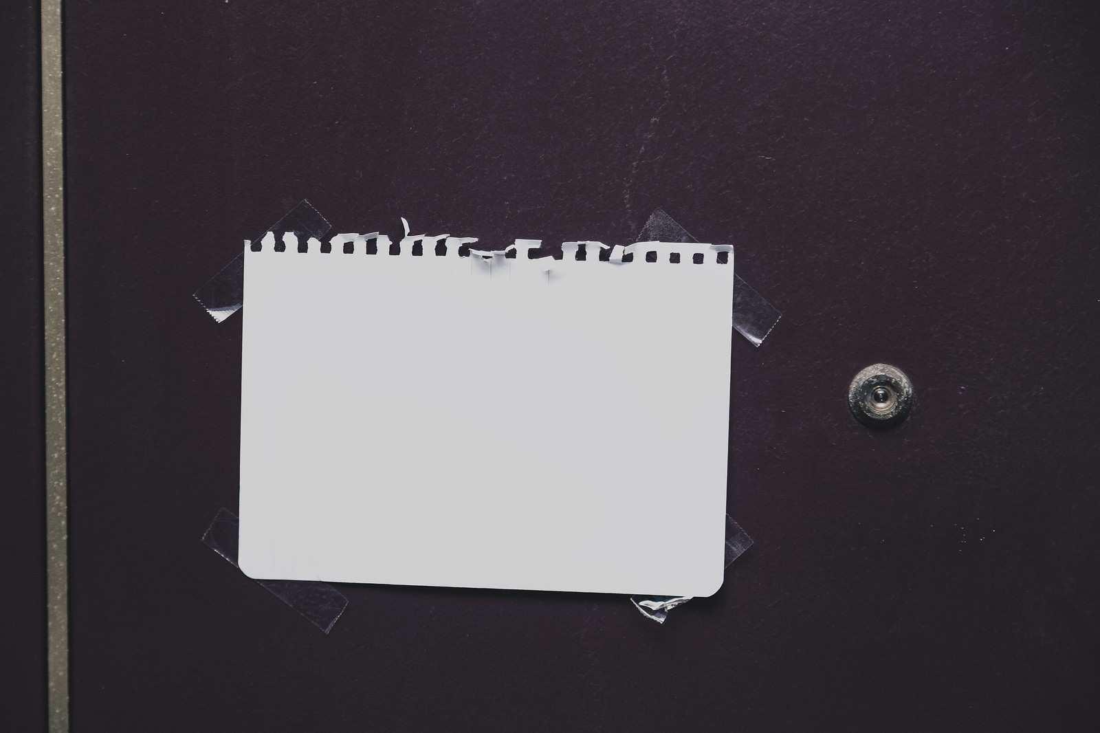 『ドアの向こうのおかしな女』|【狂気】人間の本当にあった怖い話