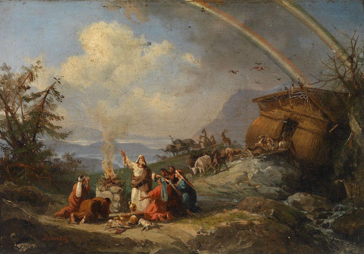 『ノアの方舟』