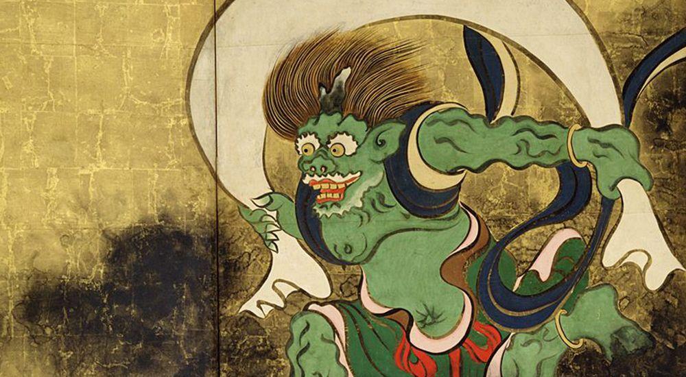 【風神】日本と世界の『風を司る神』 一覧