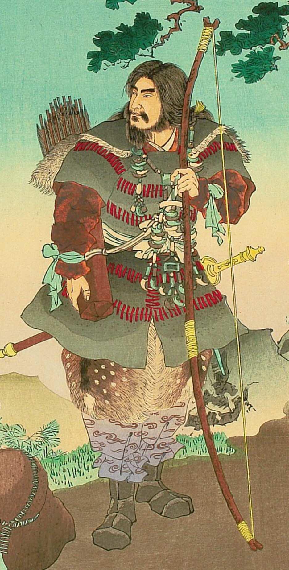 神武天皇(じんむてんのう)