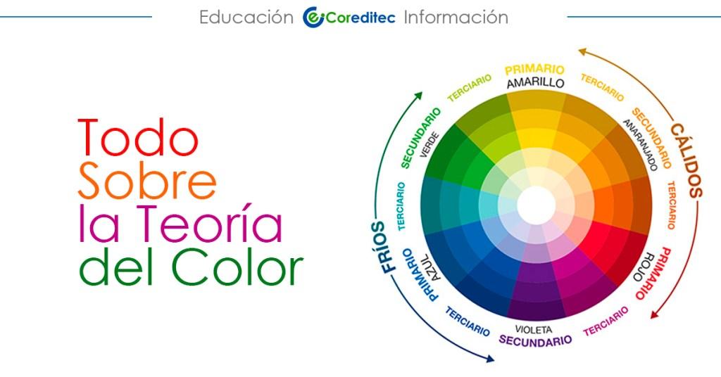 TODO lo que DEBES SABER de TEORÍA del COLOR - Coreditec: Creatividad ...