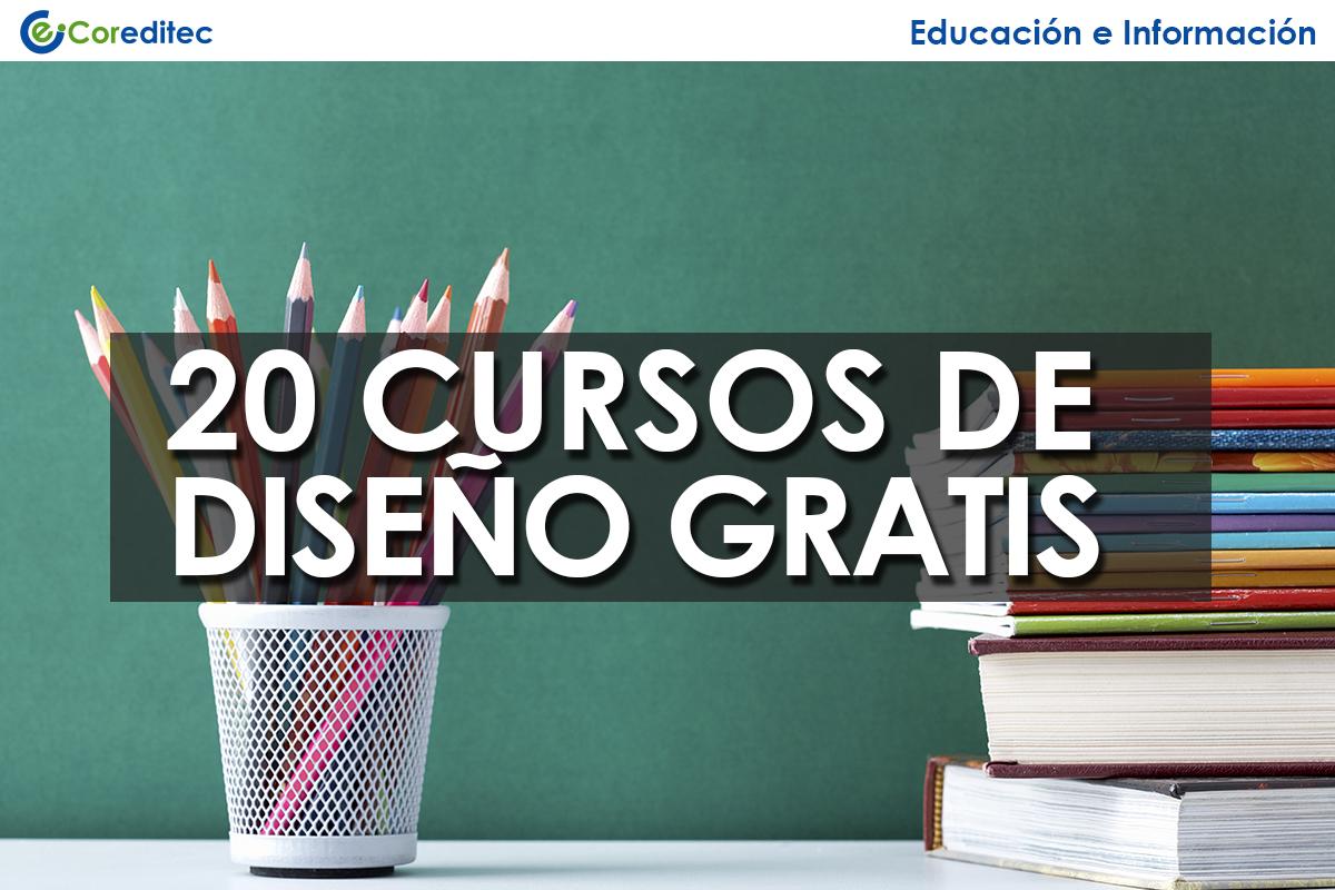 20 cursos de dise o e ilustraci n gratis coreditec for Curso de diseno grafico gratis pdf