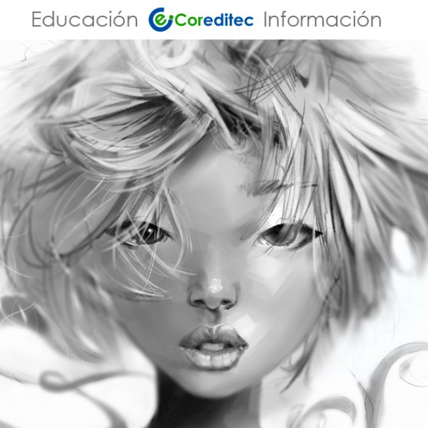 Tutorial Retrato en Paint Tool SAI
