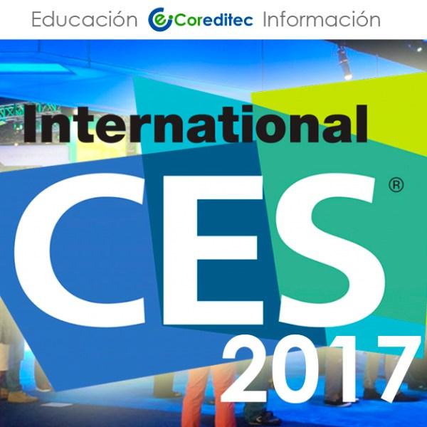 Novedades CES 2017