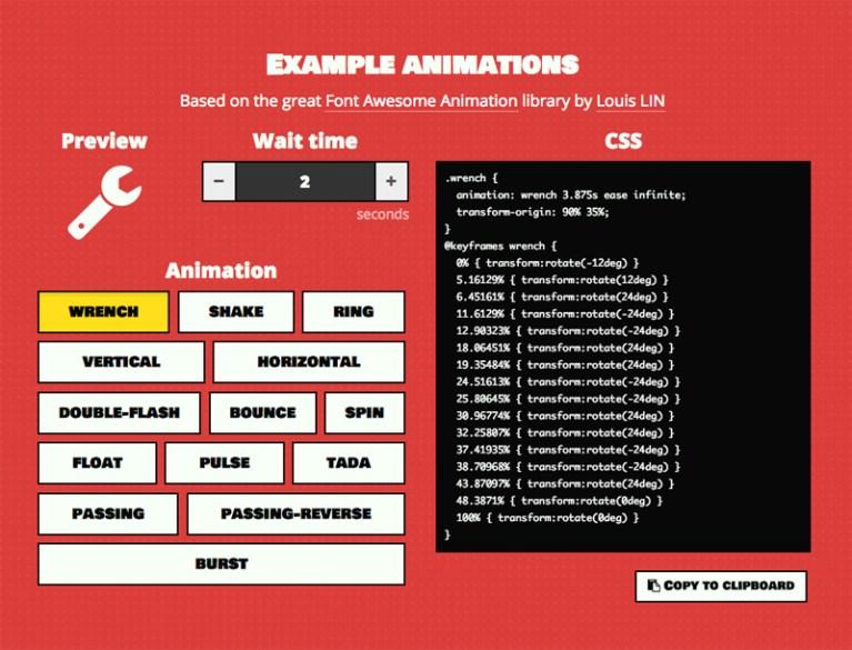 generadores de estilos CSS