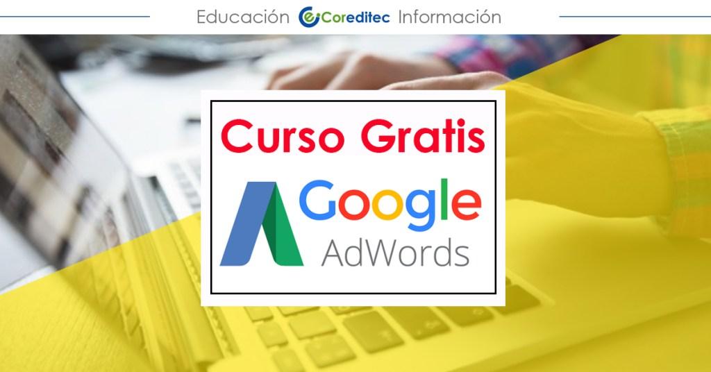 Curso Oficial Google Adwords