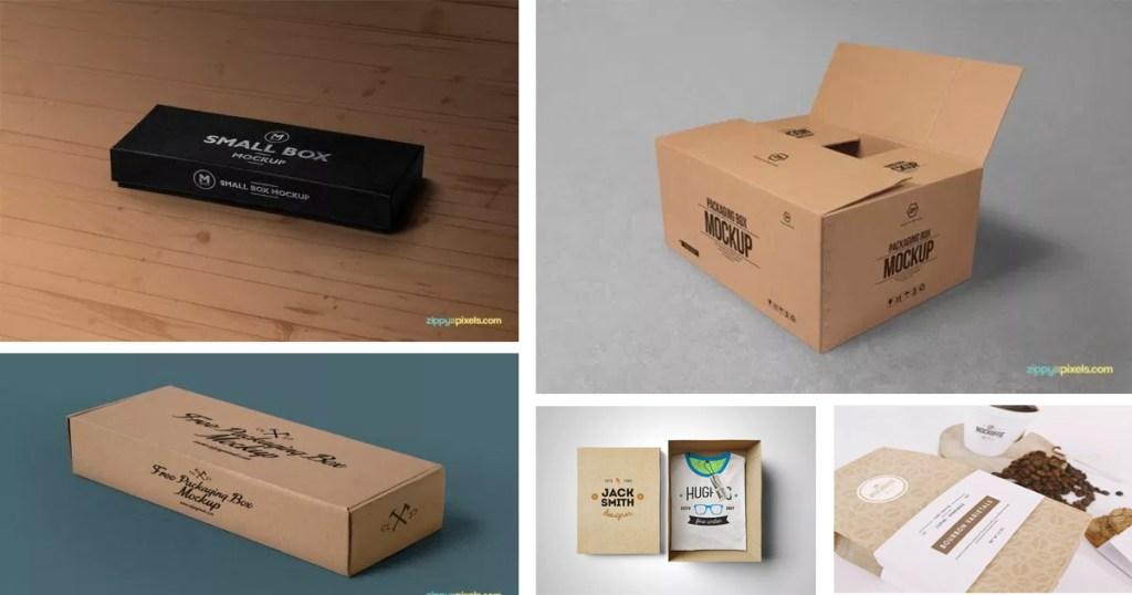 diseñar una etiqueta creativa y diseño de packaging