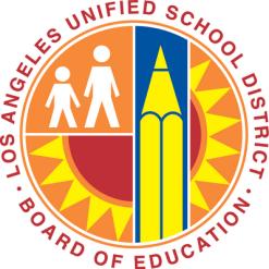 Los Angeles Schools Logo
