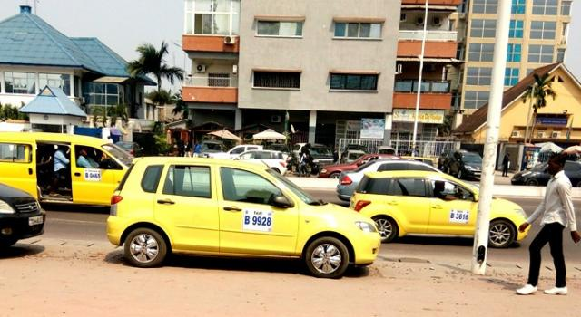 parking kinshasa