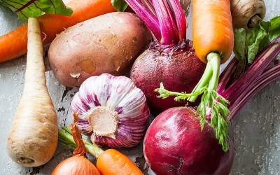 5 Reasons Why Seasonal Eating is Better for YOU