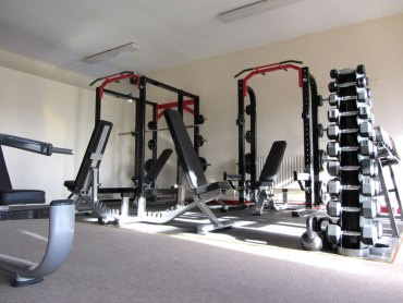 Weights Section - Durrow Fitness Centre