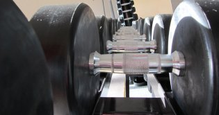 Dumbbells from 1 KG to 30 KG - Durrow Fitness Centre