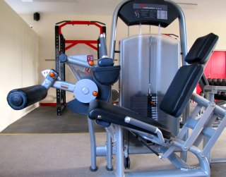 Strength Machines - Durrow Gym