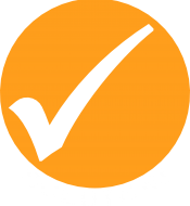 Challenge Icon - Solution with Solution in White