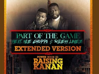 50 Cent Part of The Game (Extended Version) Mp3 Download