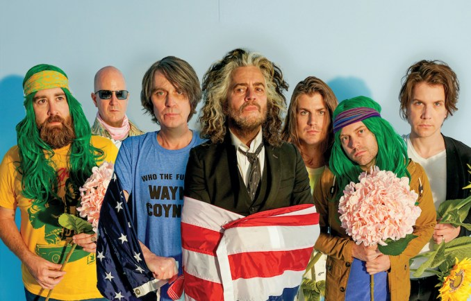 The Flaming Lips Lay Lady Lay Mp3 Download