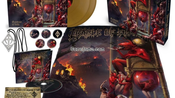 Cradle of Filth Existence Is Futile Zip Download