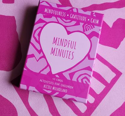Mindful Minutes mindfulness activity cards