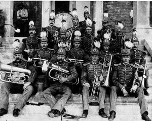 1890s West Las Animas, CO Band