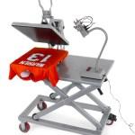 416Hotronix 16x20 Auto Open Clamshell Heat Press