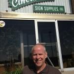 516GSG John Tepe Cincinnati Sign Supplies