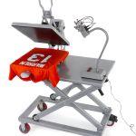 716Hotronix Equipment Cart 2016