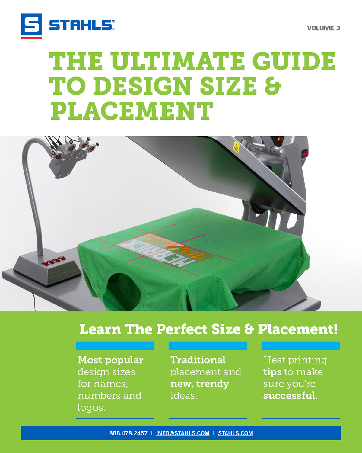 Logo Placement Guide: Stahls' Offers Ultimate Guide To Design, Size And