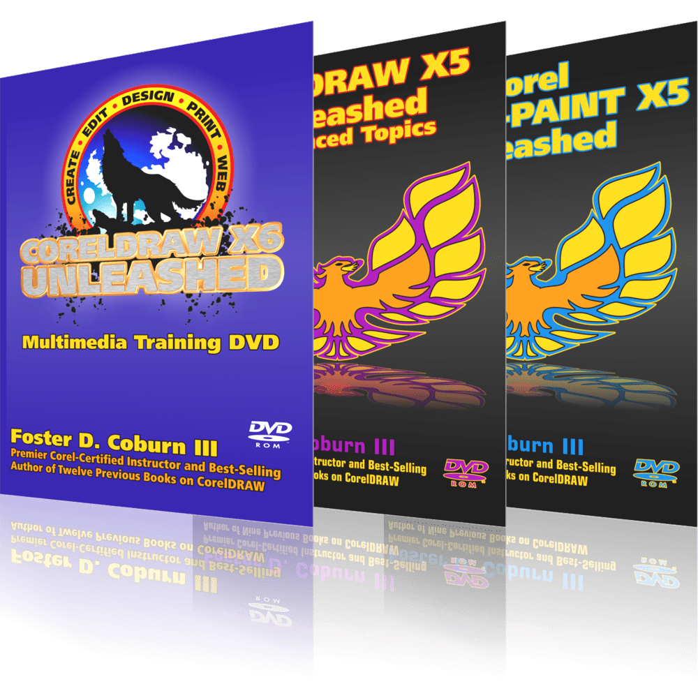 CorelDRAW X6 Unleashed Bundle