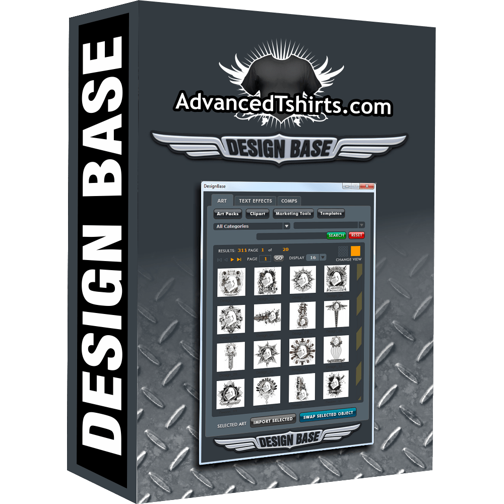 Design Base 1.58 Automation Plug-In for CorelDRAW