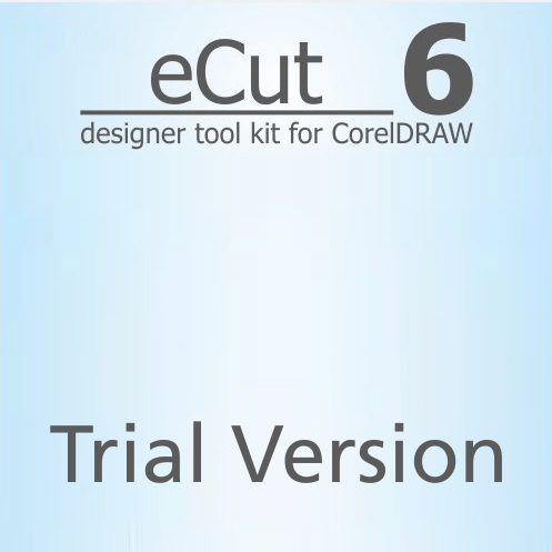 eCut 6.0 Designer Toolkit for CorelDRAW Trial