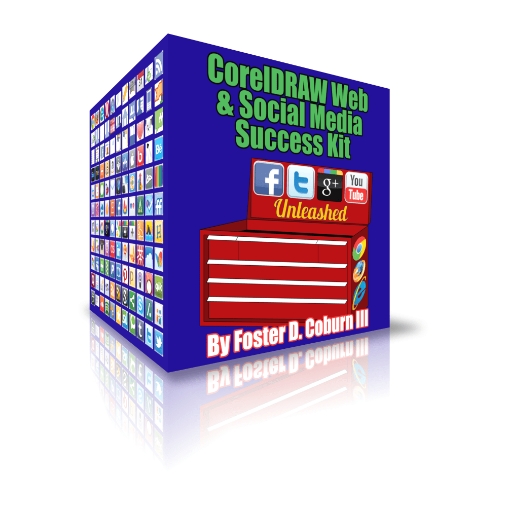 CorelDRAW Web & Social Media Success Kit Download