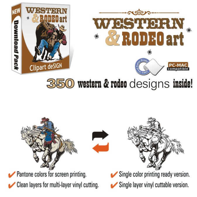Western and Rodeo Art