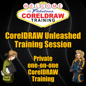CorelDRAW Unleashed Training Session
