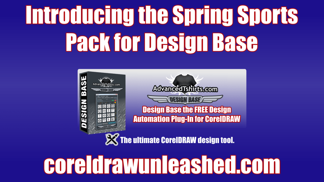 Introducing the Spring Sports Pack for Design Base