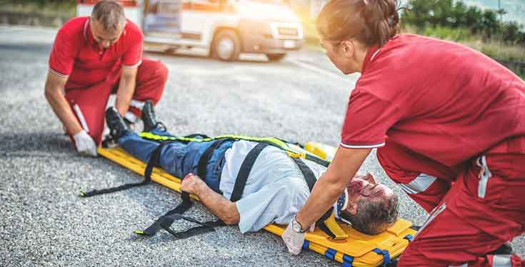 car accident injuries treatment