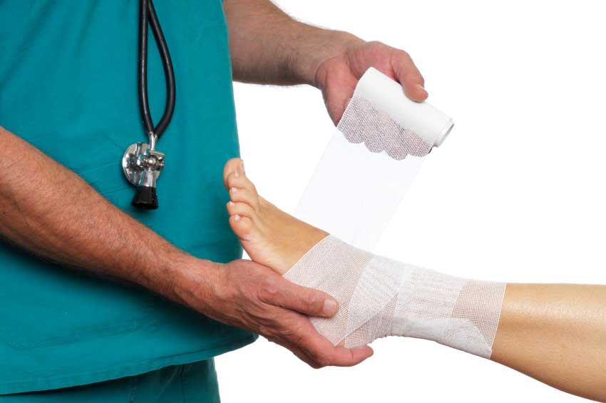 sprains and strains Core Medical Group