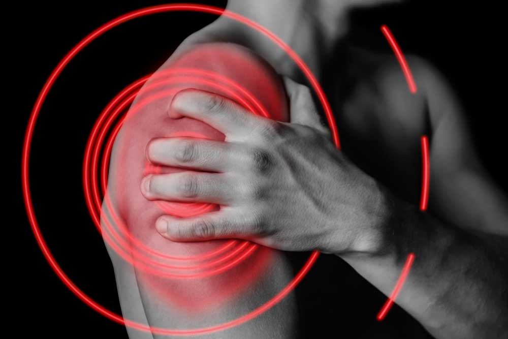 shoulder pain Core Medical Group