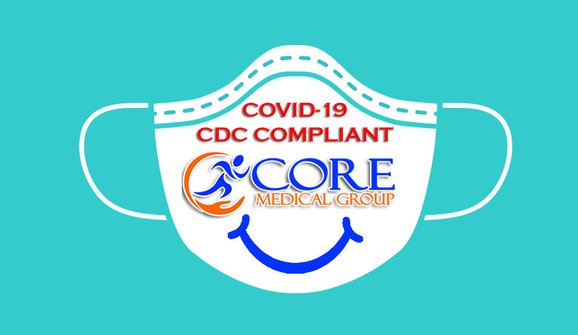 covid compliant core medical brooklyn ohio